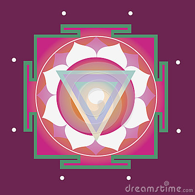 Spring yantra for health