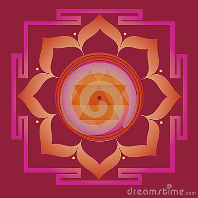 Spring yantra for health and wellbeing