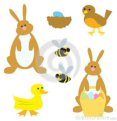 Springtime Animals