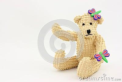 Springtime Bear