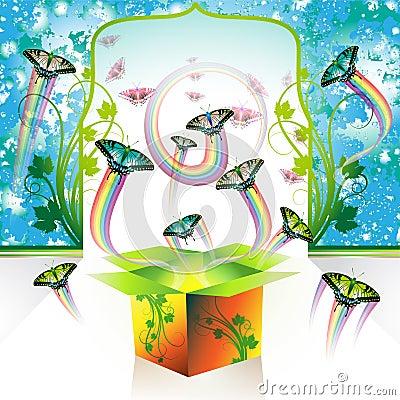 Springtime box