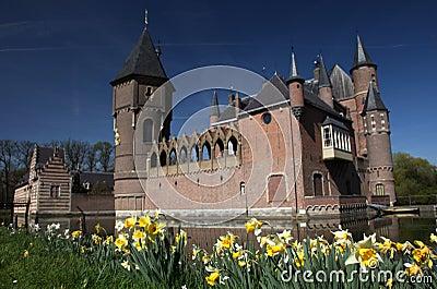 Springtime castle