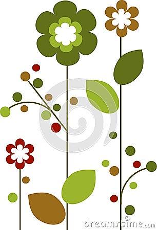 Springtime colorful flowers bloom-2