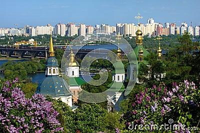 Springtime in Kiev