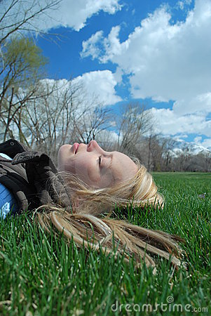 Springtime Napping