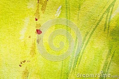 Springtime painting Stock Photo