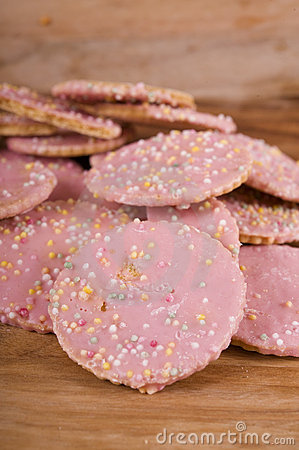Sprinkled Cookies
