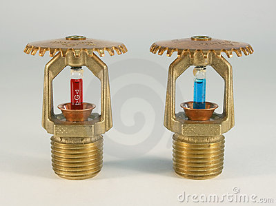 Sprinkler heads