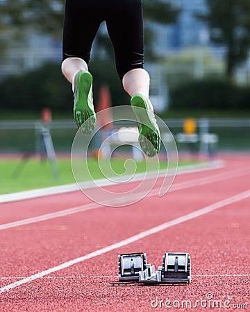 Sprint start