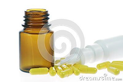 Spruzzo nasale e capsule