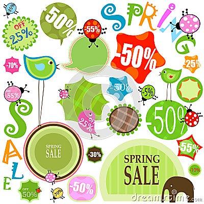 Sprzedaży wiosna