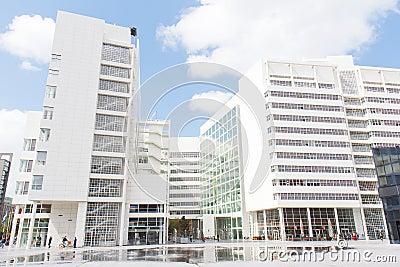 Spui, Den Haag Library