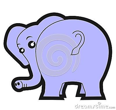 Spy elephant