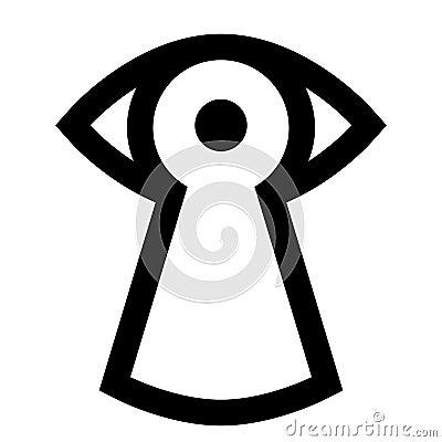 Spy sign
