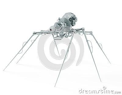 Spy spider
