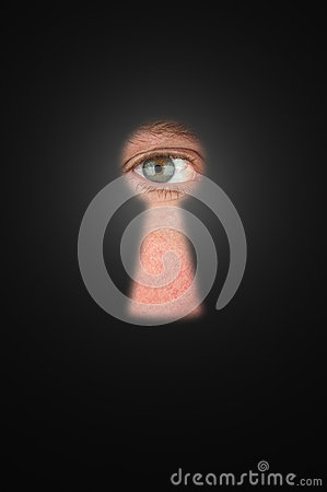 Free Spying Stock Photography - 27767992