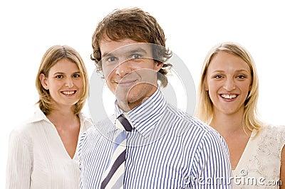 Squadra #2 di affari del gruppo