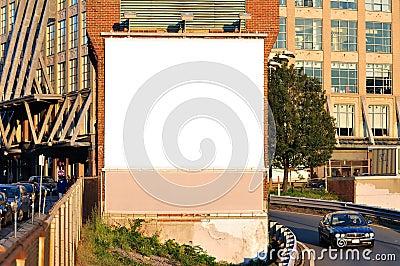 Square Billboard