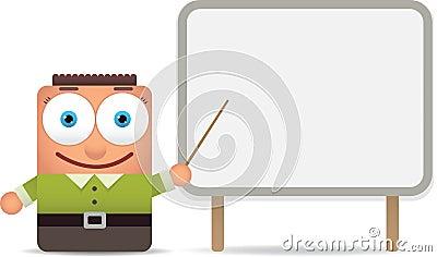 Square boy presentation