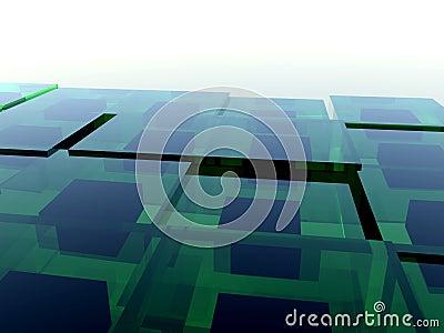Square Cells 5