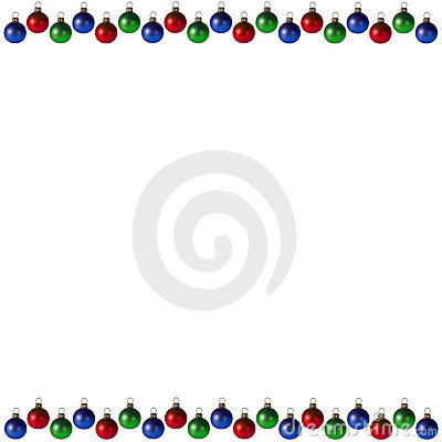 Square Christmas Background/Frame