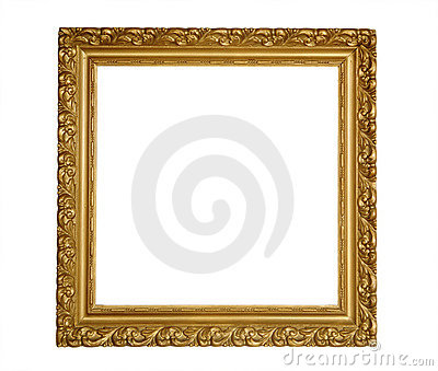Square Classic Frame Stock Photography - Image: 369462