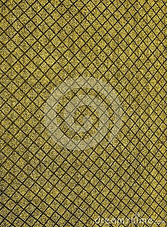 Square elements carpet, textile,