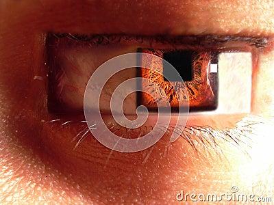Square eye
