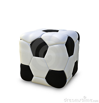 Square Football Royalty Free Stock Images Image 8882269