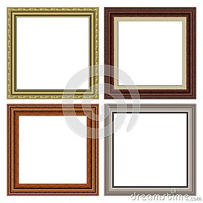 Square frame set