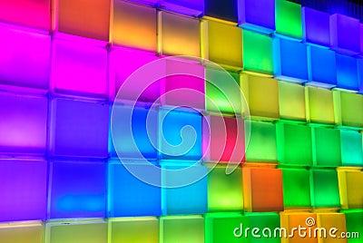 Square glow