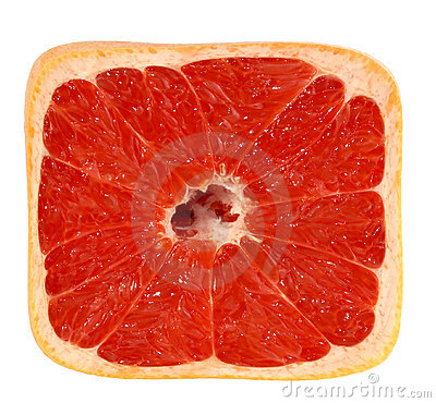 square grapefruit