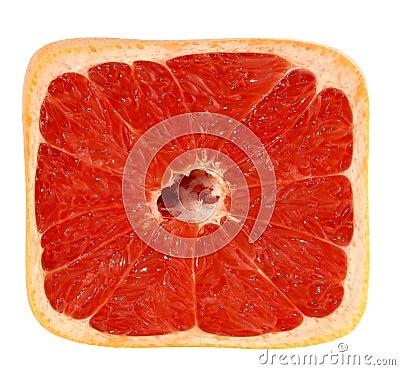 square grapefruit