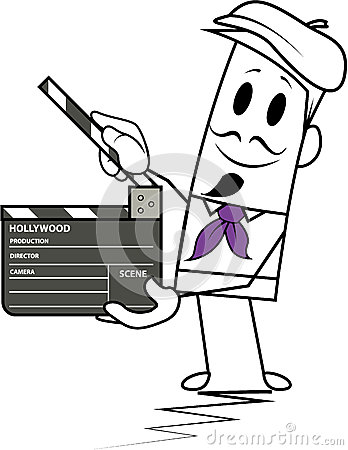 Square guy-Director