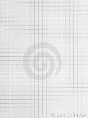 Square lined paper