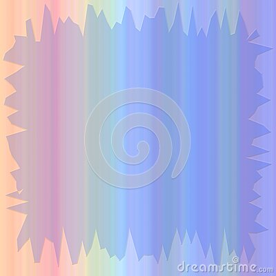 Square Pastel Gradient Frame Stock Photos - Image: 6567863