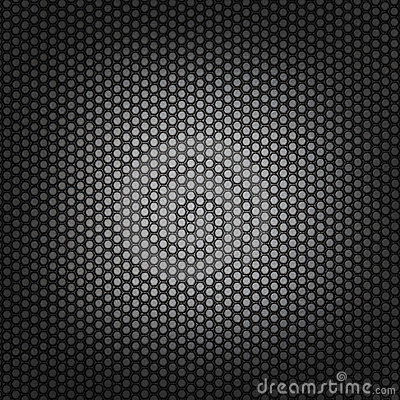 Square rubber dark background