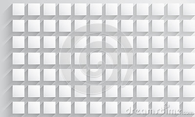 Square shape background