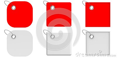 Square tags