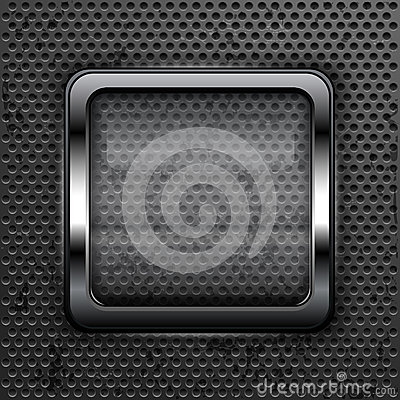 Square web button