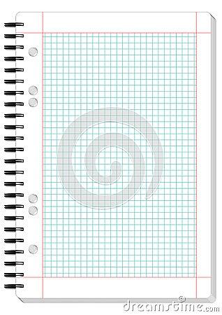 Squared pad