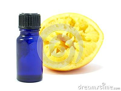 Squashed Aromatherapy Orange