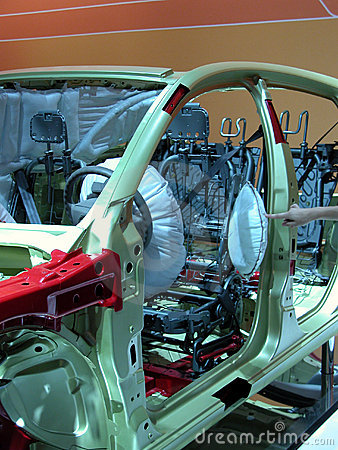 Squelette de véhicule