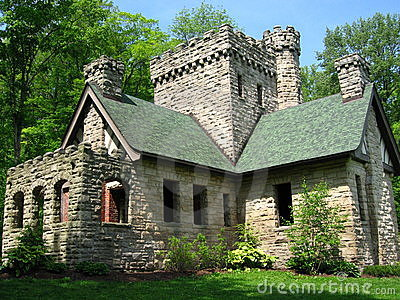 Squire s Castle in Cleveland, Ohio, Metroparks