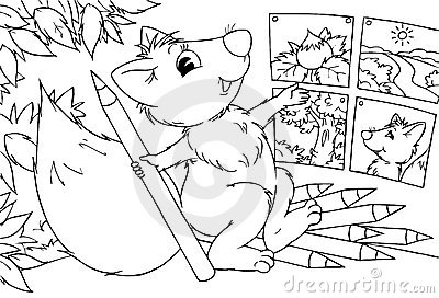 Squirrel - artist