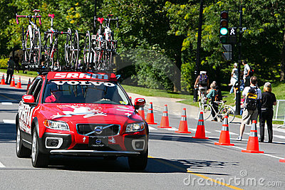 The SRAM Neutral Support Car Editorial Stock Photo