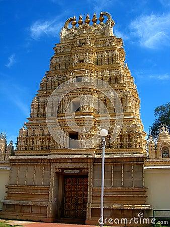 Sri Bhuvanesvara Temple at Mysore