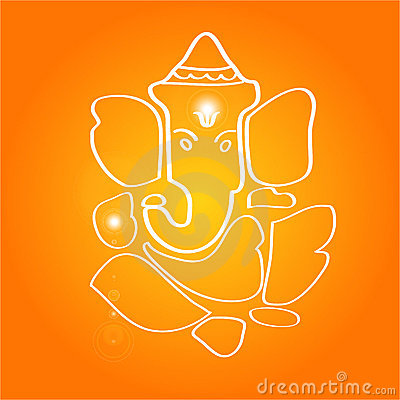 Sri Ganesha - The hindu deity