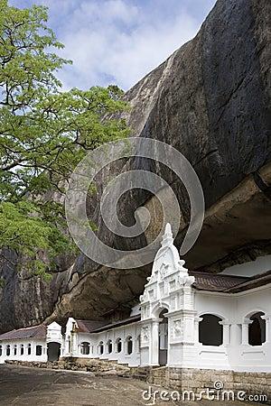 Sri Lanka - Dambulla Cave Temples