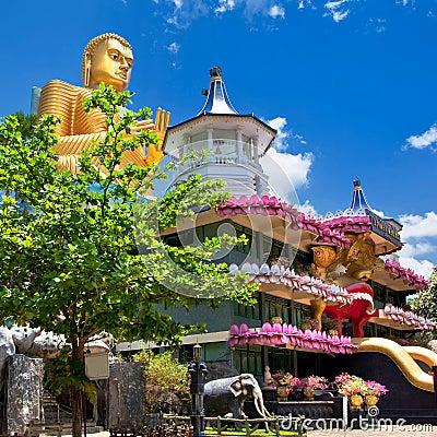 Free Sri Lanka Temple Stock Photos - 24463053